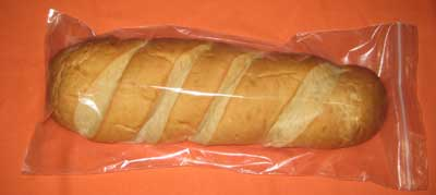 Zip Top Heavy Plastic Bread Bags